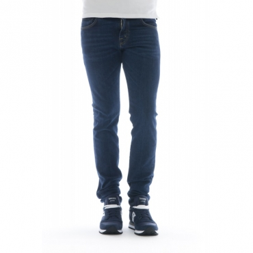 Jeans - Toto 744l363 jeans slim strech curabo giapponese 405 - Jeans