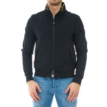 Giubbotto summer storm jacket BLU NOTTE