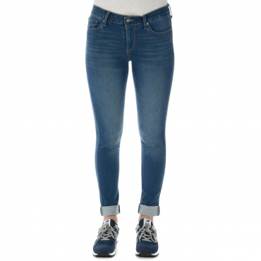 Jeans Levis Donna 711 Skinny Sleeping L32 0206 SLEEPING