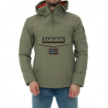 Rainforest Napapijri Uomo Summer M Sum 1 GC3 KHAKI