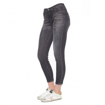 Skinny Jeans Cannes grey