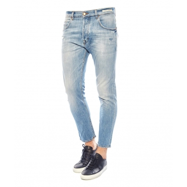 Destroyed Jeans Yaren blue