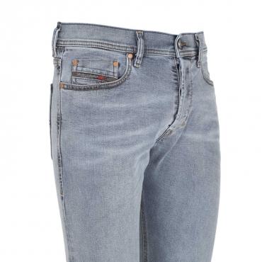 Jeans Tepphar slim fit in denim grigio chiaro 02