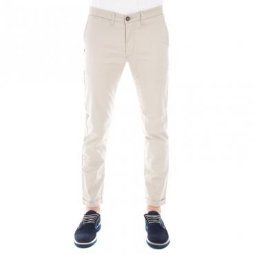 Pantalone mucha slim fit BEIGE