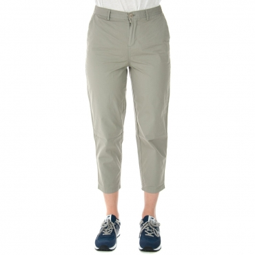 Pantalone Tommy Hilfiger Donna Relaxed Chino 005 SIMPLYTAUPE