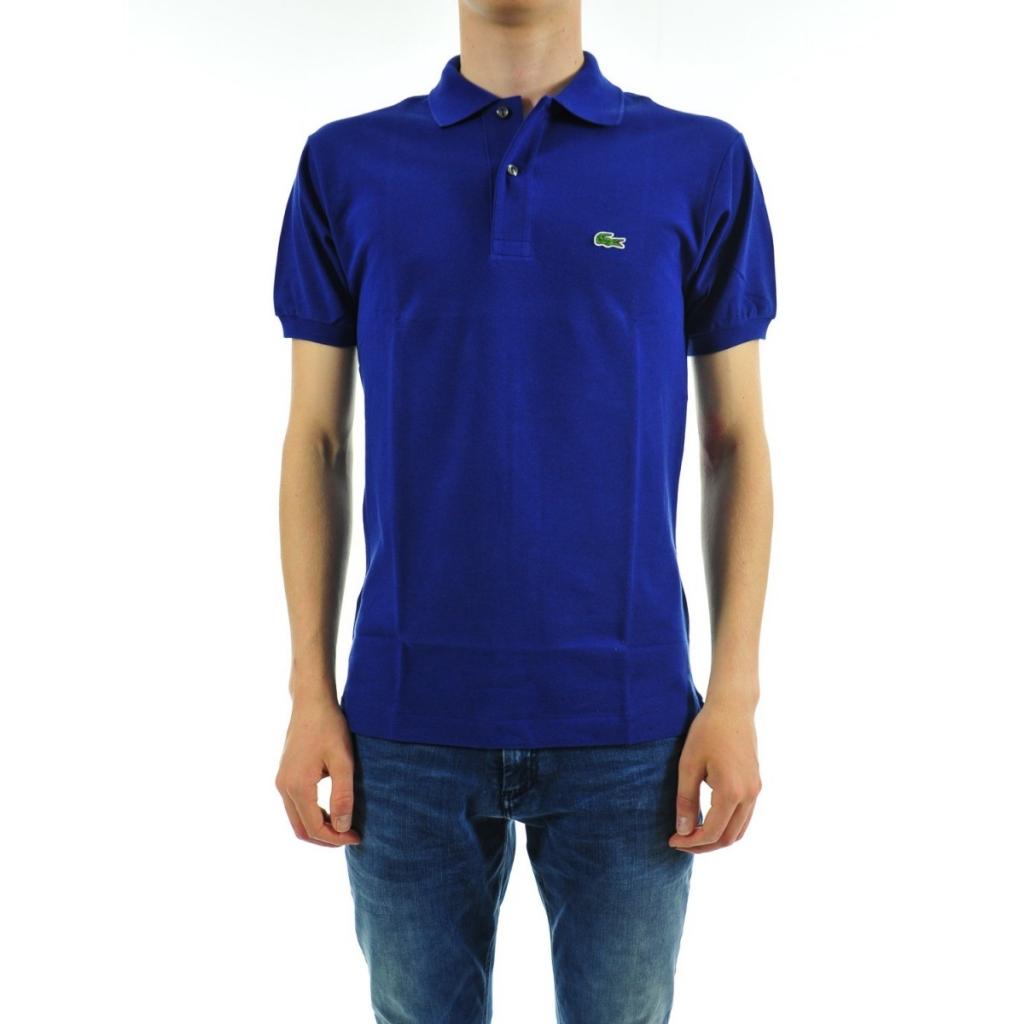 Lacoste Men's Polo Shirt L1212 Piquet McS2P OCEANE Shirt