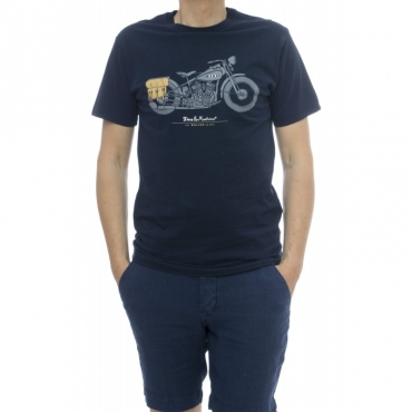 T-shirt - Dmp81147b Navy