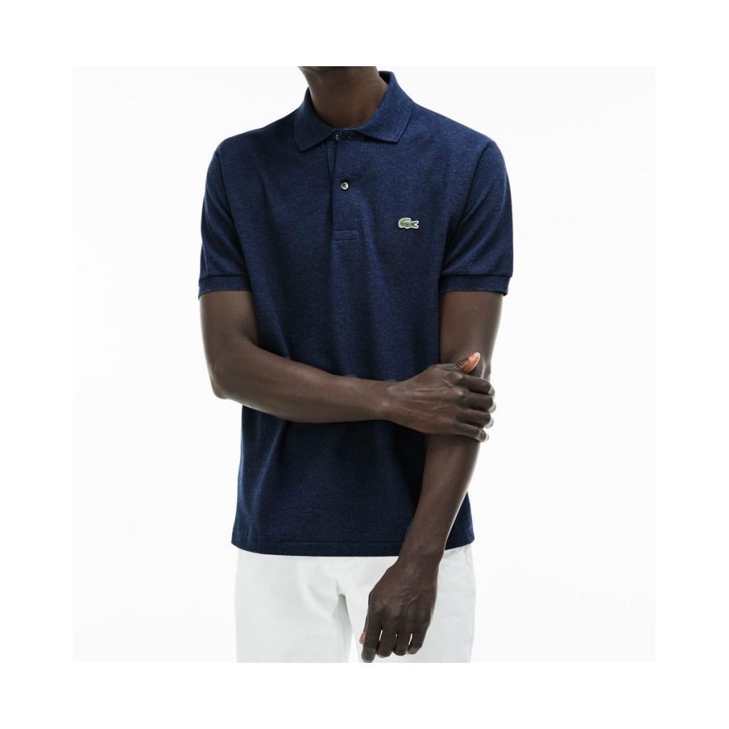 Lacoste Men's Classic Polo Melange L1264 Short Sleeve UJF