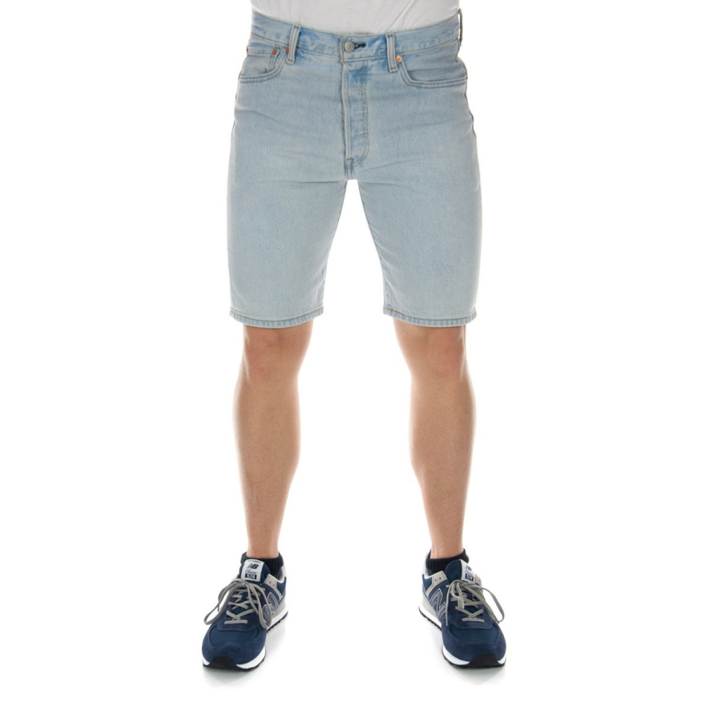 Gas Jeans Bermude uomo in jeans art Anders Short WK79