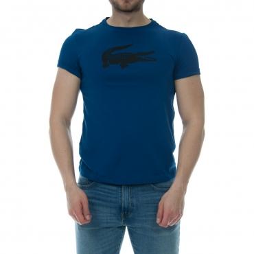 Tshirt Lacoste Uomo Logo Cotone 525