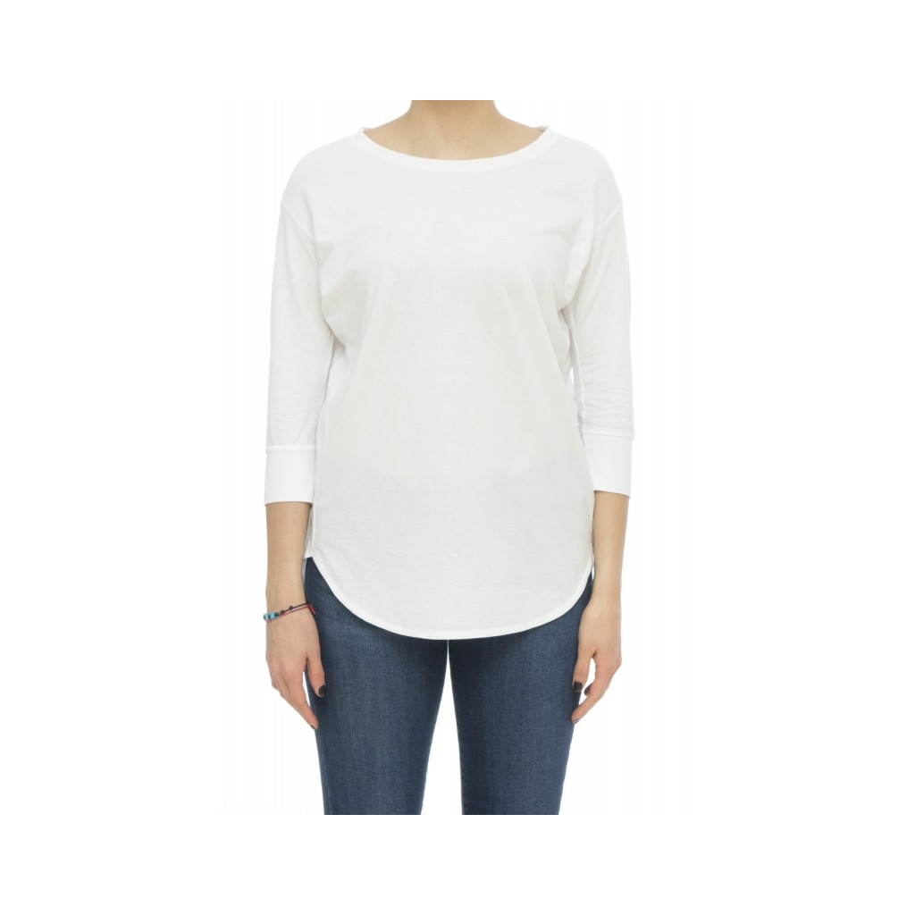 Polo shirt - 852002 z0480 ice cotton t-shirt Z0001 - white