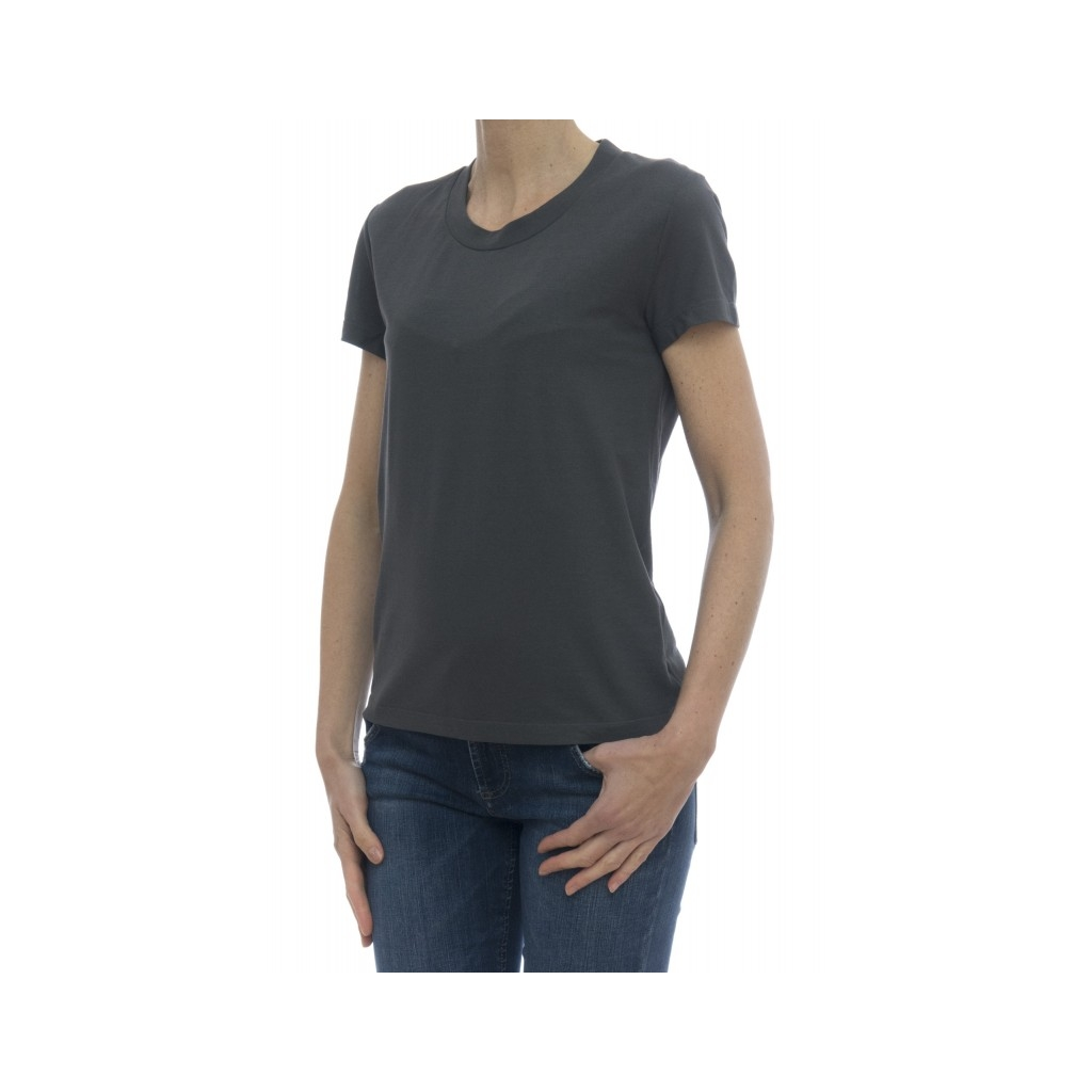 T-shirt - 850025 z0480 ice cotton t-shirt Z0914 - asphalt