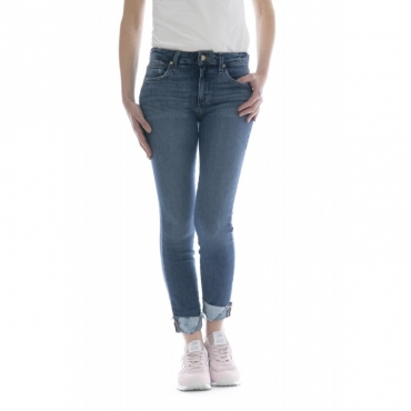 Jeans - The icon crop 5919 AISHA