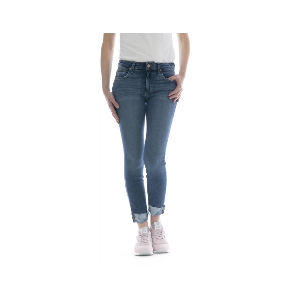 Jeans - The icon crop 5919 AISHA