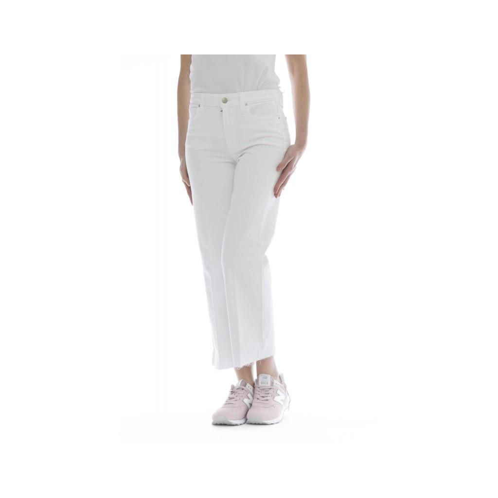Jeans - The wyatt hr crop gamba larga dritto TIPTON