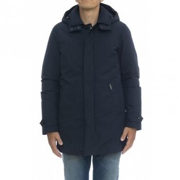Piumino - Wocps2702 lc10 city coat 3989 - Blu
