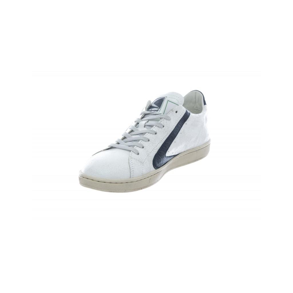 Valsport Tournament Biancoblu Crack Sneakers Pelle b Scarpe nwCaqxwR8T