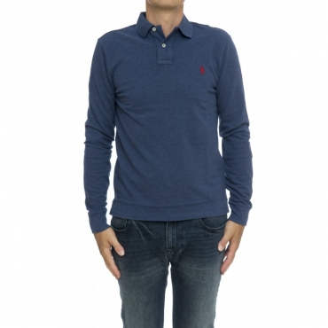 Polo Uomo- 681126 polo ml slim fit AVIATORE