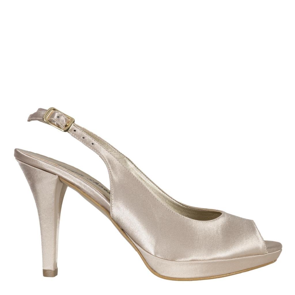 Sandalo Lucy open toe PLAT NOTTE