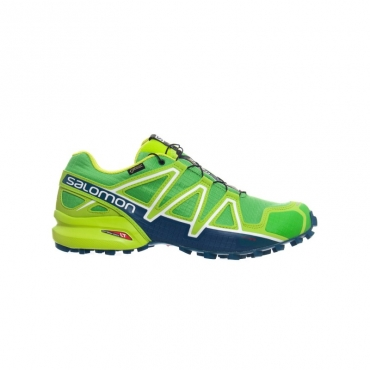 SCARPA SALOMON GORE-TEX LIME GREEN POSEIDON