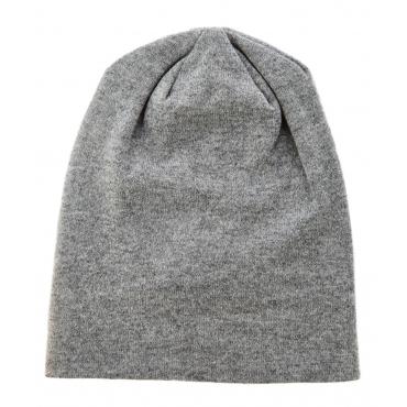 Berretto in cachemire Grey