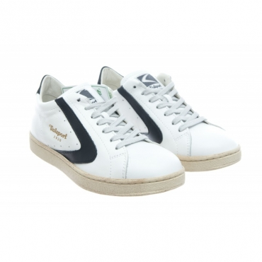 Scarpe - Tournament pelle sneakers donna BIANCO/NERO