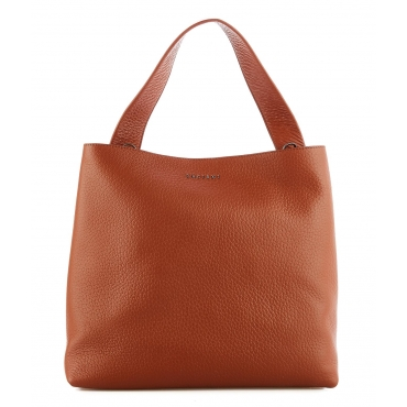 Borsa a spalla Brown