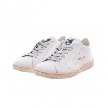 Scarpe - Tournament pelle sneakers donna bianco/bianco