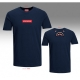 T-shirt - Double logo t-shirt Navy