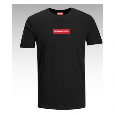 T-shirt - Double logo t-shirt BLACK