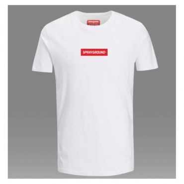 T-shirt - Double logo t-shirt White