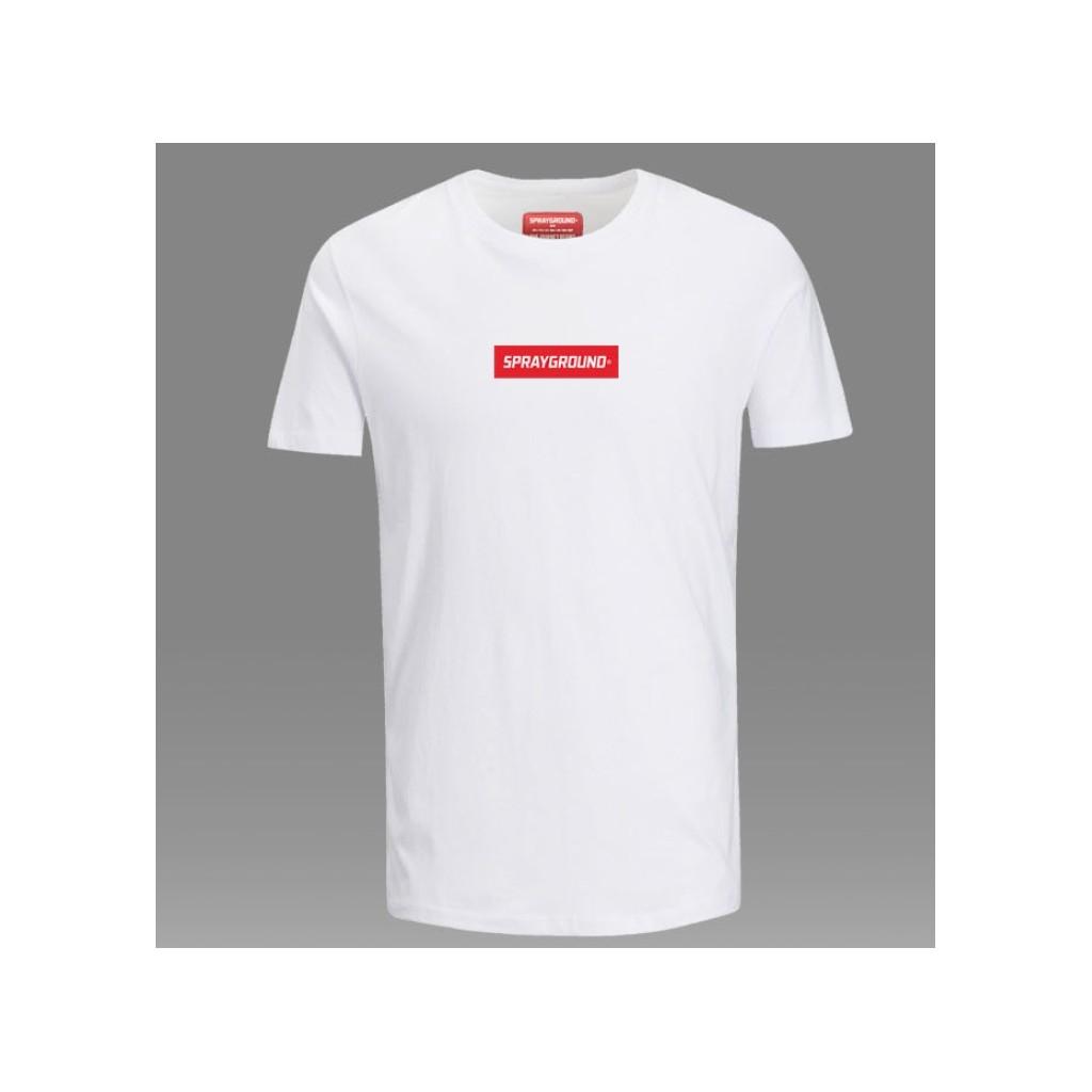 T-shirt - Double logo t-shirt White