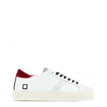Sneaker in pelle Vertigo White