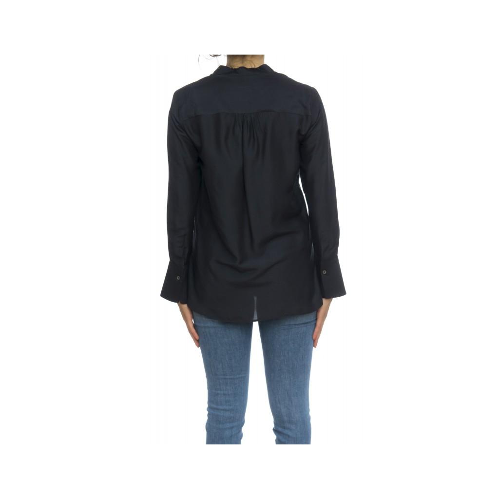 Camicia donna - Luisa 35143 011 - Nero