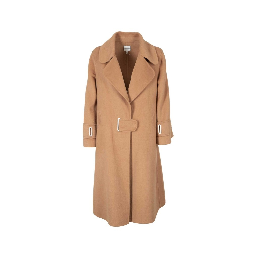 Cappotto cammello Ensenada WOODLIGHT  Cappotto cammello Ensenada WOODLIGHT  ... 7e08f1c24ad