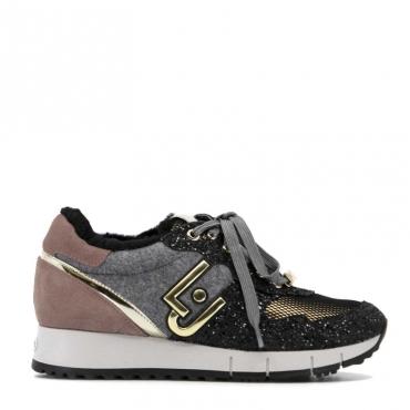 Sneakers Gigi multicolore S19B1BLACK/R