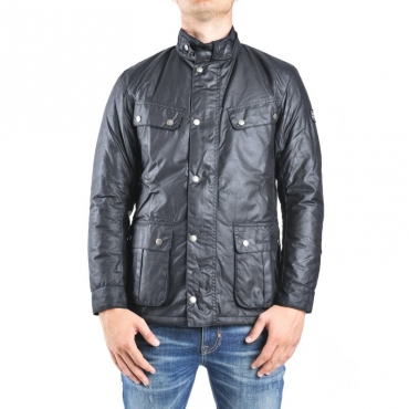 Giubbotto ba int duke jacket NERO