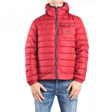 Hunter jacket ROSSO
