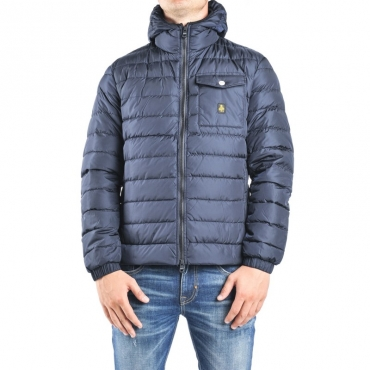 Hunter jacket BLU NOTTE