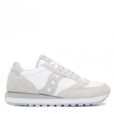 Sneakers Jazz Original bianche grigie WHITE/GREY
