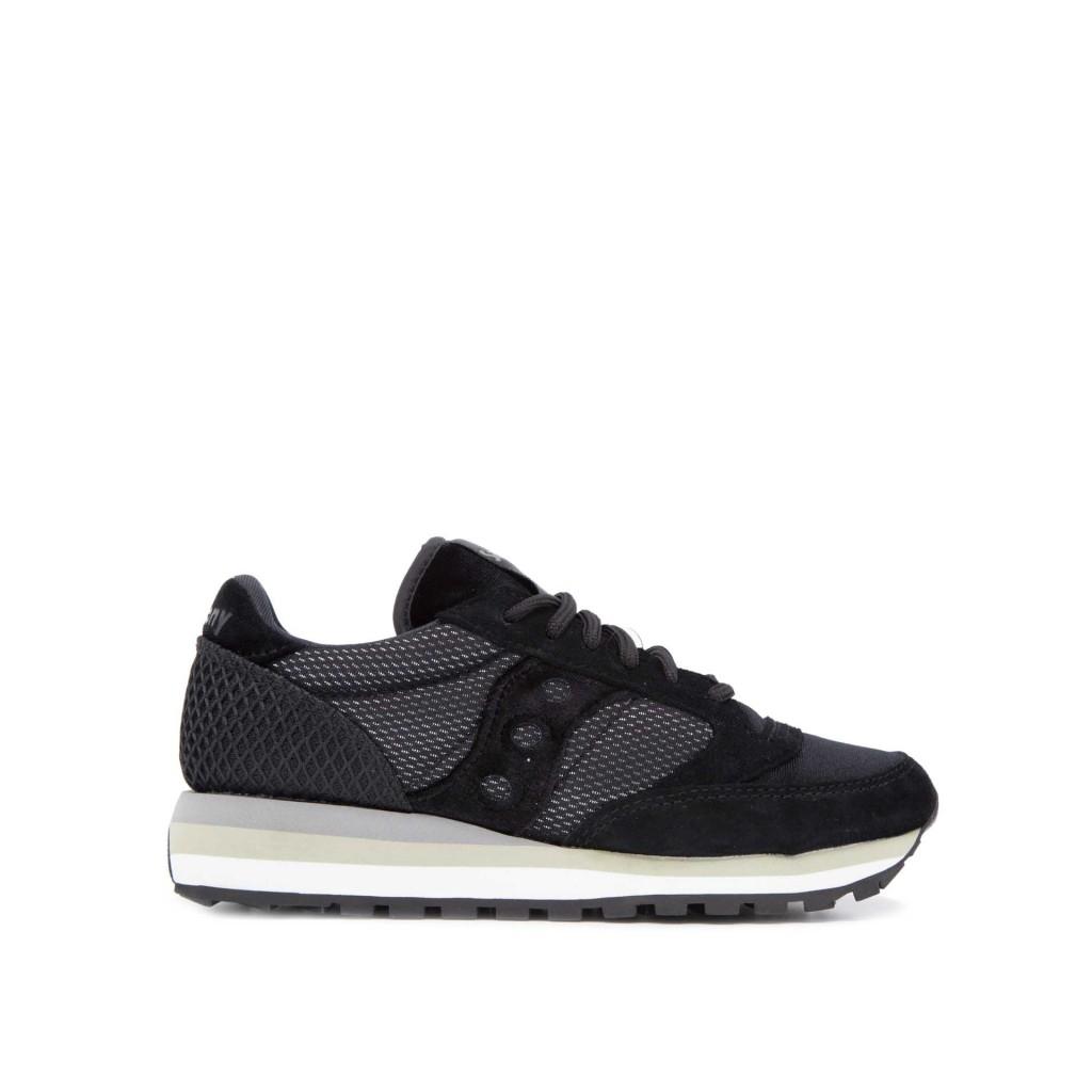 137475e78015 Jazz Triple sneakers with BLACK   BLACK black velvet