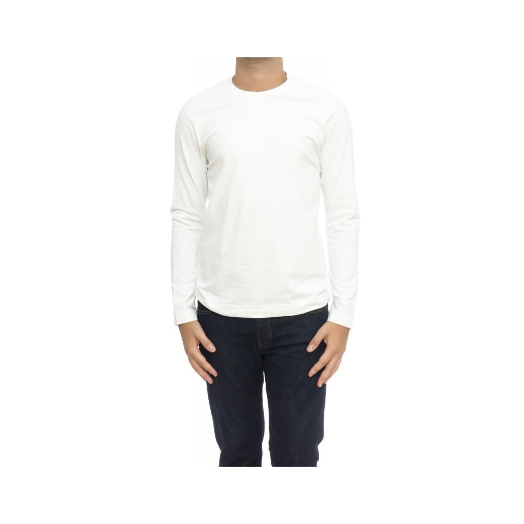 T shirt manica lunga - Cn2034 tshirt manica lunga jersey BLUE