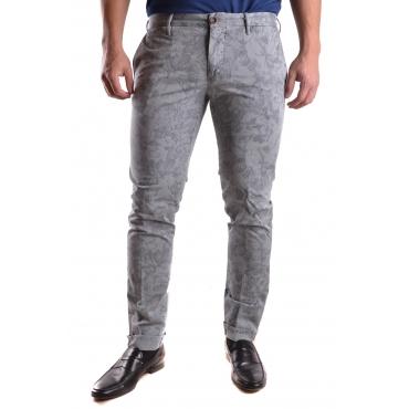 Incotex Trousers gray