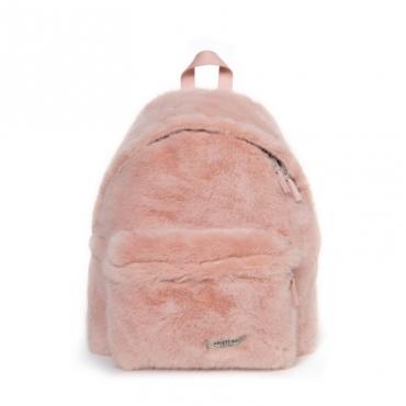 Zaino Padded Pakr eco-pelliccia rosa PINK FUR