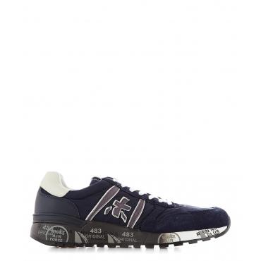 Sneaker Lander Blue