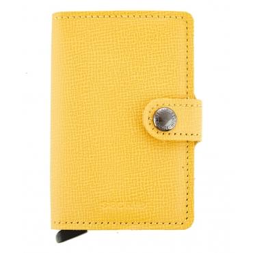 Portafoglio mini Yellow
