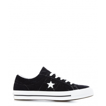 Sneaker One Star Black