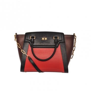 Borsa handbag ROSSO