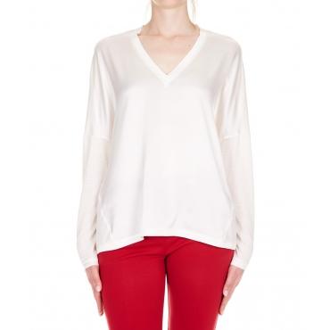 Blusa White