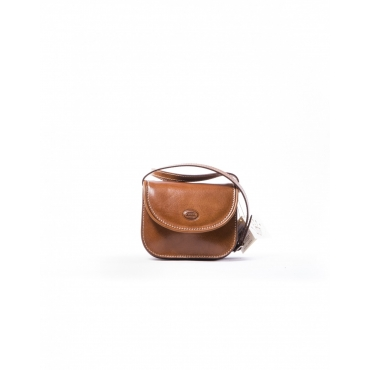 LEATHER BAG SCHULTER NATURAL